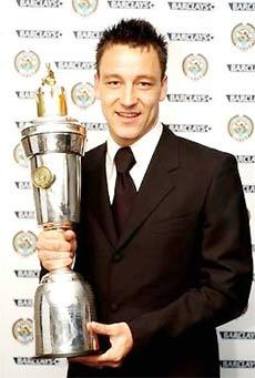 John Terry và phần thưởng xứng đáng dành cho anh.
