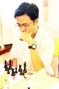 Lê Quang Long đoạt HCV cá nhân, HCV đồng đội ở nội dung cờ nhanh.