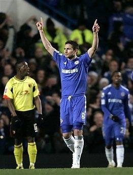 Lampard vẫn là một trong những tiền vệ hay nhất thế giới.