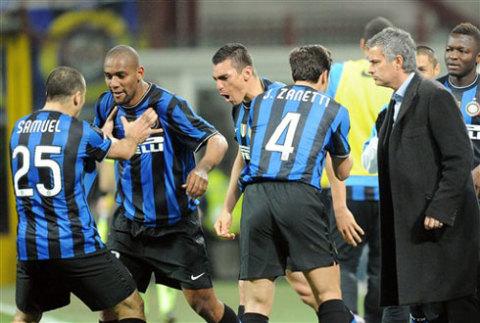 Đánh bại Juventus là minh chứng hùng hồn cho sức mạnh và đẳng cấp của Inter. Ảnh: AFP.