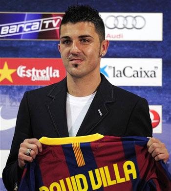Tân binh của Barca sẽ mang áo số 7, số áo cũ của Eidur Gudjohnsen.