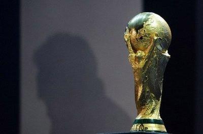 Cup vô địch thế giới của FIFA. Ảnh: AFP.