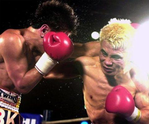 Các võ sĩ Hàn Quốc sẽ không thể tranh tài ở Á vận hội sắp tới, nếu quyết định khai trừ được đại hội đồng AIBA thông qua. Ảnh: AFP.