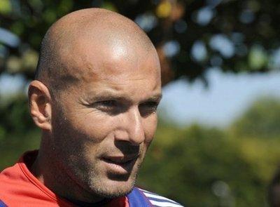 Zidane có uy tín lớn ở Real.