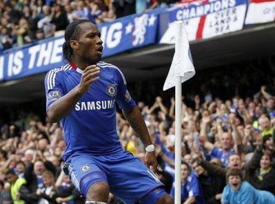 Drogba sẽ có trận đấu đầu tiên ở Champions League mùa hiện tại.