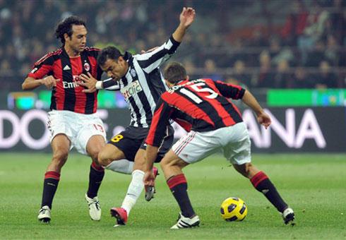 Phong độ và kết quả ấn tượng trước Inter rồi Milan sẽ tiếp thêm niềm tin và sức mạnh cho Juventus khi họ đá với Roma hôm nay. Ảnh: AFP.