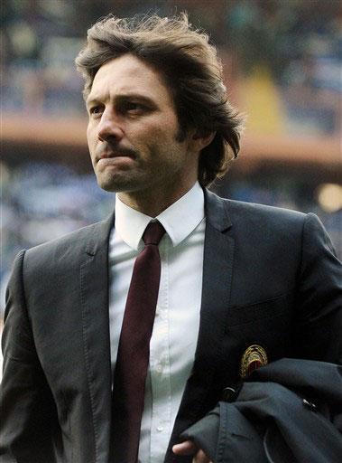 Leonardo đã sẵn sàng tới Inter thay Benitez? Ảnh: AFP.