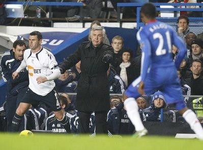Ancelotti và học trò đã phần nào trút được gánh nặng.