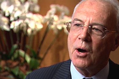 Beckenbauer.