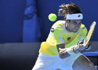 Ferrer không thể gây thêm bất ngờ trước một tay vợt trong top 5.