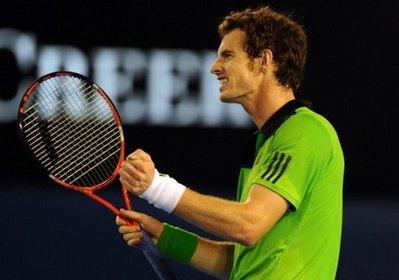 Murray xứng đáng lọt vào chung kết.