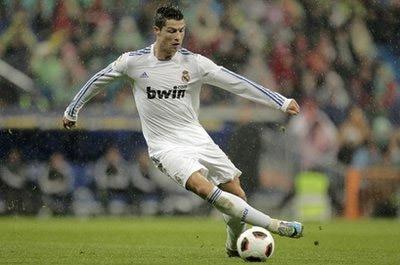 Ronaldo chưa bao giờ thiếu khao khát chiến thắng.