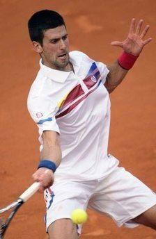Djokovic đã phạm một số lỗi trong những thời điểm quan trọng.