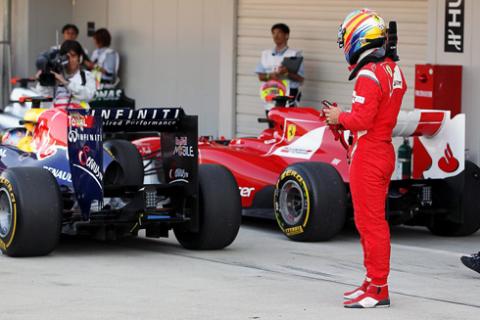 Ferrari muốn bước sang năm 2012 để quên đi một mùa giải thất bại.