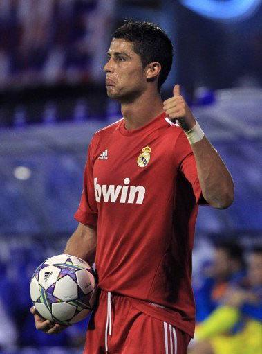 Ronaldo không thể tìm ra cách lý giải khác cho việc anh bị các CĐV Croatia ghét bỏ. Ảnh: AFP.
