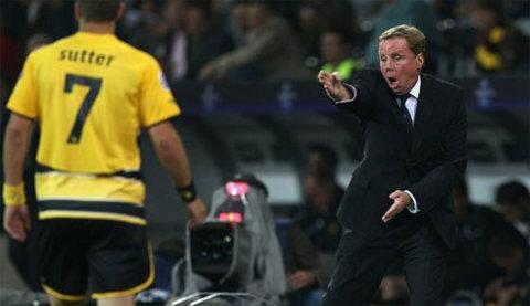 Redknapp đã khẳng định được tài năng khi đưa Tottenham lên nhóm đầu giải Ngoại hạng và ghi dấu ấn đậm nét ở Champions League.