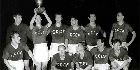 Liên xô vô địch 1960