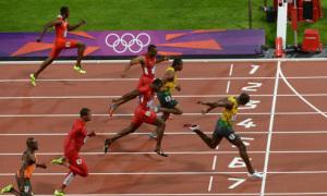 BBC thơm lây nhờ Usain Bolt