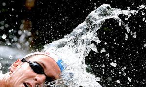 Hình ảnh vui tại Olympic 2012