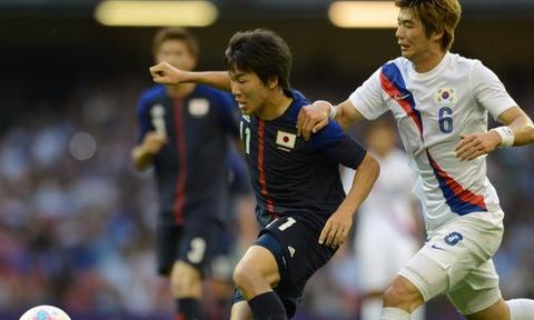 Hàn Quốc giành huy chương đồng ngay trên tay Nhật Bản