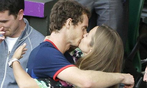 Tình yêu nồng của các cặp uyên ương Olympic