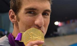 Những kết cục bất ngờ nếu Phelps là một quốc gia