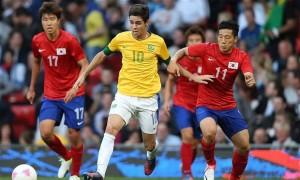 Đội hình tiêu biểu bóng đá nam Olympic 2012