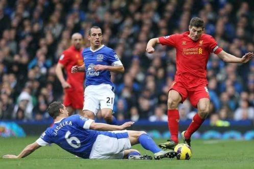 Everton Liverpool Dậy Song Derby Lau đời Nhất Nước Anh Vnexpress Thể Thao