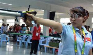 Bắn súng Việt Nam thắng lớn nhờ tin vào lớp trẻ