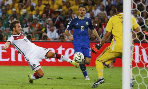 Gozte lần đầu chia sẻ về 'bàn thắng vàng' ở chung kết World Cup