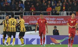 Truyền thông Malaysia dùng Mourinho và Ferguson để ca ngợi trận thắng Việt Nam