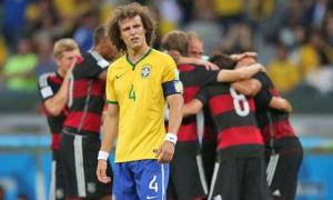 David Luiz gây bão khi vào Đội hình hay nhất năm 2014 của FIFA