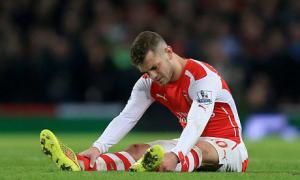 Arsenal thua nhiều hơn thắng khi có Jack Wilshere