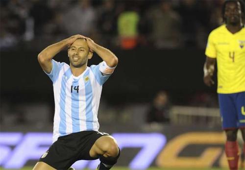 Argentina thua tan tác khi thiếu Messi-Cac giai khac
