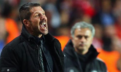 Simeone là ứng viên sáng giá ngồi vào ghế nóng ở Stamford Bridge, một khi Chelsea hết kiên nhẫn với Mourinho - tin the thao moi nhat
