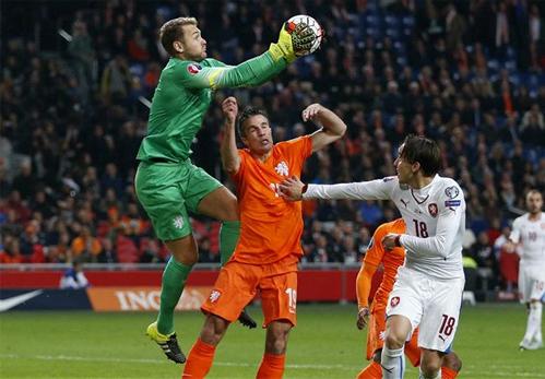 Hà Lan vỡ mộng dự Euro 2016- Cac giai khac