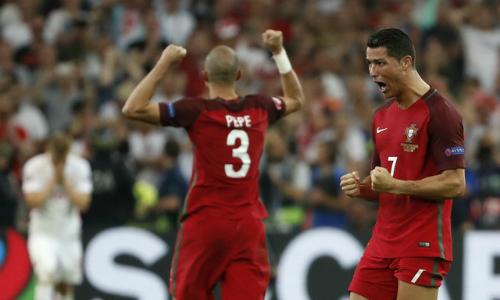 Ronaldo: 'Đá luân lưu như quay xổ số, nhưng Bồ Đào Nha thắng xứng đáng'