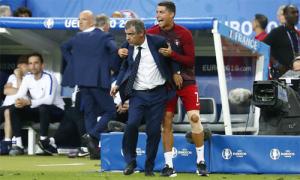 Mourinho coi nhẹ màn chỉ đạo của Ronaldo ở chung kết Euro 2016