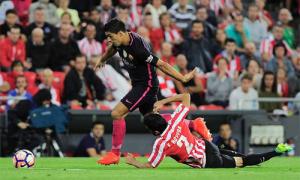 Barca mướt mồ hôi giành ba điểm ở La Liga
