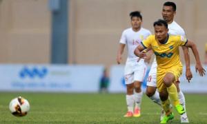 Hoà Đà Nẵng, Thanh Hoá tiếp tục bất bại ở V-League 2017