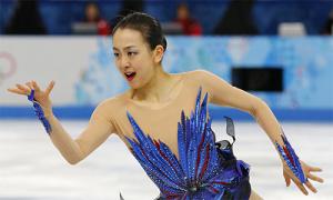 Nữ hoàng trượt băng Nhật Bản giải nghệ