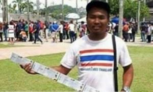 CĐV Malaysia đóng giả người Thái Lan để mua vé chung kết SEA Games