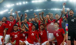 Indonesia thắng ngược Myanmar, đoạt HC đồng SEA Games