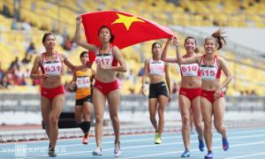 Những chiến thắng ấn tượng của Việt Nam ở SEA Games 2017