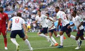 Kane lập hat-trick, tuyển Anh đại thắng 6-1