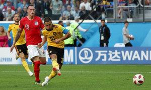 Bỉ thắng Anh, đoạt HC đồng World Cup