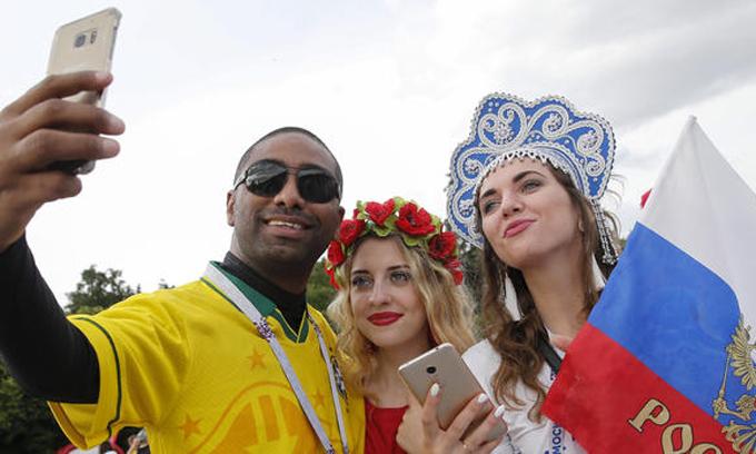 World Cup 2018 - xứng đáng những ngày hội bóng đá