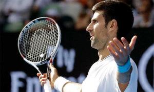 Djokovic áp sát kỷ lục của Federer và Nadal