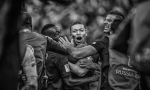 Những con số đáng nhớ ở World Cup 2018