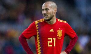 Theo chân Iniesta và Pique, Silva chia tay tuyển Tây Ban Nha